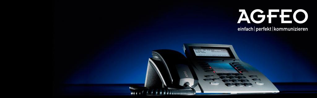 Telefonanlagen AGFEO Slider