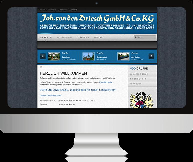 vdd-website